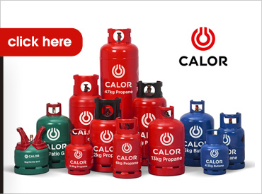 Calor Gas Stoke - Local Delivery Available Stoke on Trent and Newcastle under Lyme