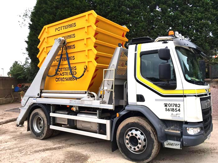 Skip Hire Newcastle under Lyme